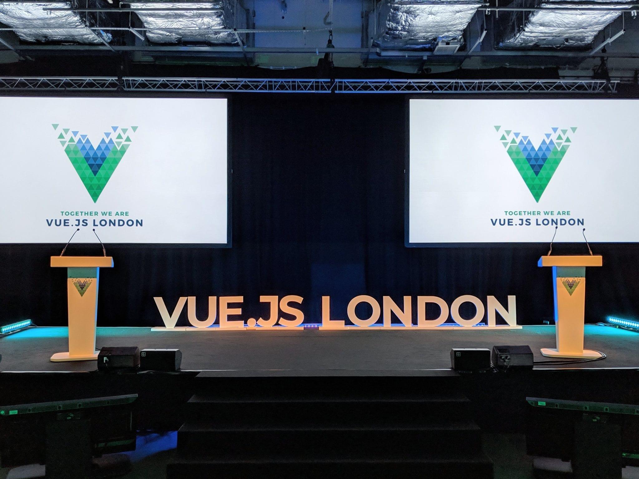 Was wir auf der VueJS Konferenz in London gelernt haben
